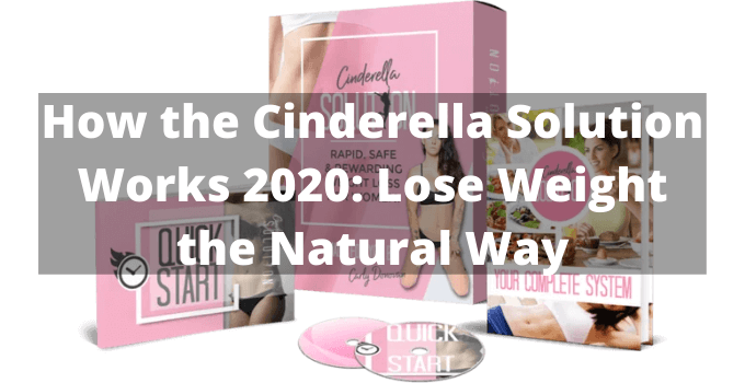 For Sale New Cinderella Solution  Diet